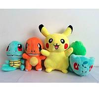 Мягкие игрушки покемоны покорили мир