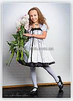 """""""Парижанка"""" - дитячий комплект (ансабль) для дівчинки 7- 8 років (сукня + болеро). Прокат та на замовлення"""