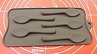 Силиконовая форма для шоколада.