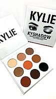 "Тени для век ""Kylie Kyshadow The Bronze Palette"" (9 цветов)"