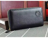 Женский кошелек Gucci (306787) black SR-668
