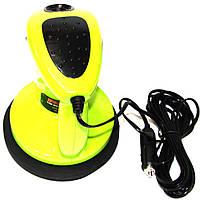 Прибор для полировки автомобиля (кузова) - Car Waxer & Polisher 12V (цвет: зелёный))