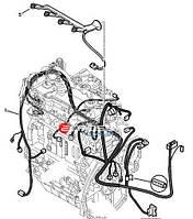 Проводка форсунок и свечей накала 1.4hdi б.у., 9649833780 6558PS , Citroen Nemo, Peugeot Bipper 2008-