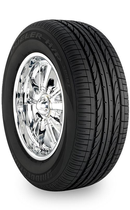 Шина 235/65R17 104V Dueler H/P Sport Bridgestone літо
