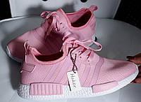 Кроссовки Ади Материал : обувной текстиль цвет розовый