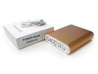 Внешний аккумулятор (power bank) 10400мАч (4800мАч) PB-10400  Аккумуляторы непустые. Гарантия 100%!, фото 1