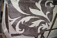 Дорожка ковровая коричневая