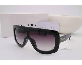 Солнцезащитные очки Celine (41377) black SR-673
