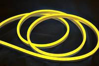 Гибкий неон dream light G-tech 220V IP 68 желтый