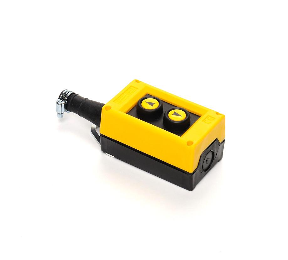 Крановый пульт управления 2-кнопочный PVK2E Эмас - Инвест-Электро в Житомире