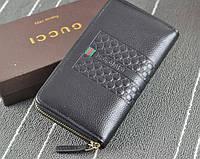 Женский кошелек Gucci (3018) black SR-675