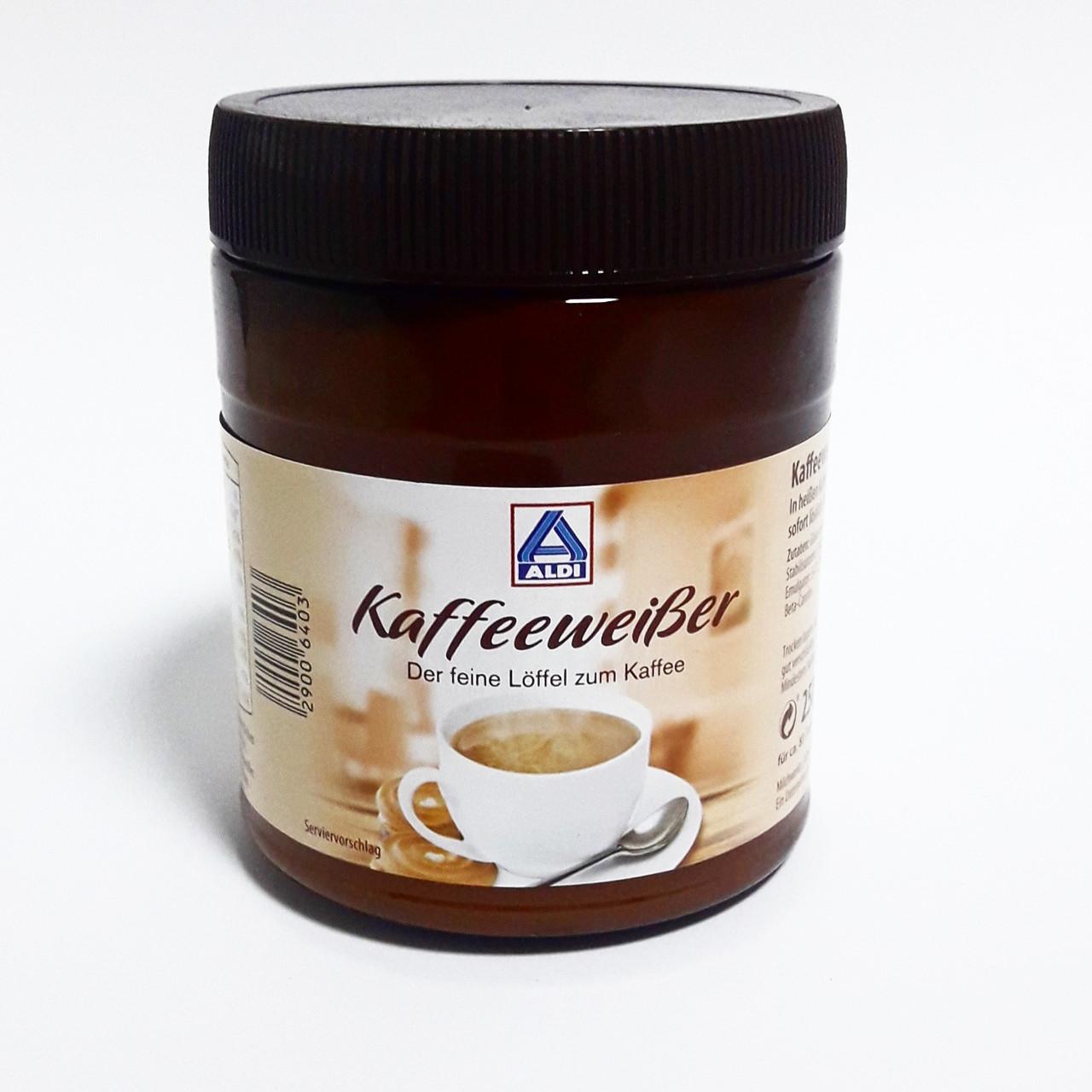 Сухие сливки Aldi Kaffeeweiber 250 г