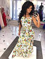 Платье макси 5- 1072, фото 1