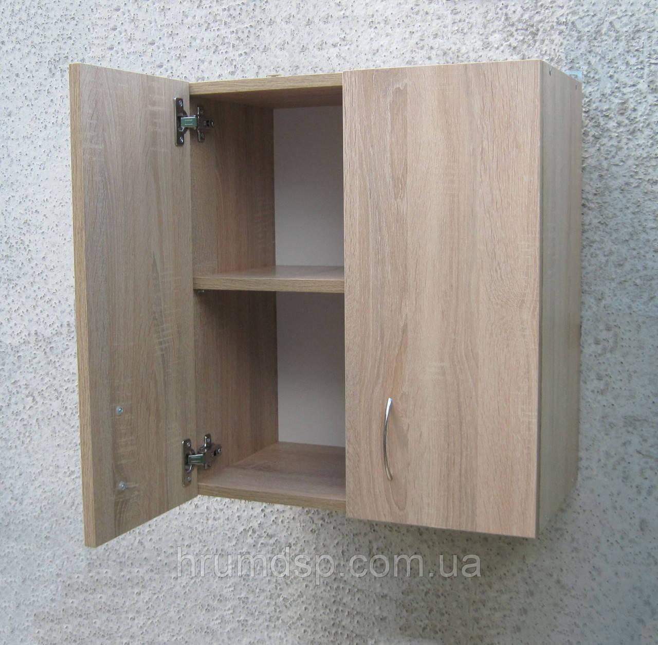 Шкаф  навесной  60х60х30 (Сонома)