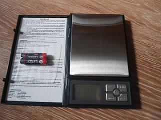 Весы ювелирные электронные высокоточные 0,01- 500гр