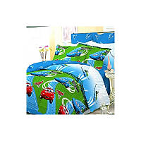 Комплект постельного белья Вилюта ранфорс полуторный подростковый 9846