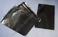Металлизированные (термо) пакеты для курей-гриль 100 шт. (17х26,5 см)