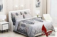 Двуспальное постельное белье (ранфорс классик) RC390