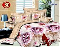 Полуторное постельное белье (ранфорс) Шарм
