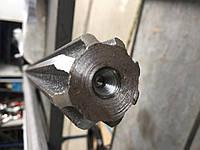Шлицевая часть карданного вала 8 шлицов