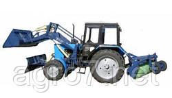 Самое популярное навесное оборудование для тракторов и минитракторов