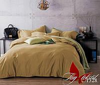 Полуторное постельное белье (поплин) P-1328