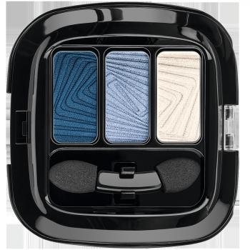 """Трехцветные тени для век Виртуозное трио, тон """"Морской бриз"""" - Интернет-магазин Флоранж в Полтаве"""