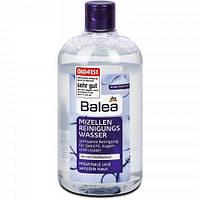 Мицеллярная вода для чистки лица и снятия макияжа Balea Mizellenwasser Mischhaut und sensible Haut 400 ml
