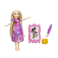 Игровой набор Hasbro DPR Модная кукла принцесса Рапунцель и ее хобби (B9146-B9148)