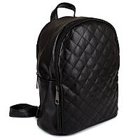 Модный женский рюкзак 346 black