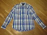 Рубашка JACK&JONES Core Original, 100% хлопок, XL, как НОВАЯ!