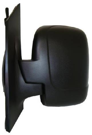 Зеркало боковое Citroen Jumpy, Peugeot Expert, Fiat Scud 07-16 правое SINGLE GLASS (FPS) FP 2032 M20 , фото 2