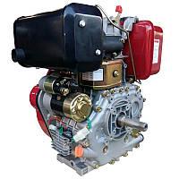 Двигатель дизельный BULAT BT186FE (9 л.с.)