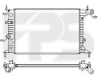 Радиатор охлаждения двигателя для OPEL (BEHR) FP 52 A280-X