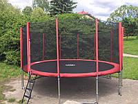 Спортивный Батут 488 см с сеткой! USA, фото 1