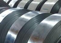 Лента упаковочная, штрипс оцинкованный стальной толщиной 0,4-3,0 мм купить цена доставка
