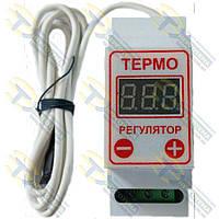 Цифровой(электронный) терморегулятор ЦТРД - 2Д   -55...+125°C
