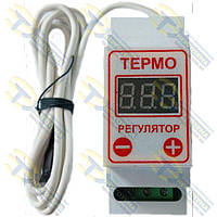 Цифровой(электронный) терморегулятор ЦТРД - 5   -55...+125°C