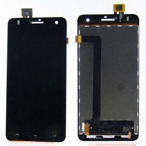 Дисплей с тачскрином Fly iQ4512 Quad Eco Chic 4 черный (HQ)