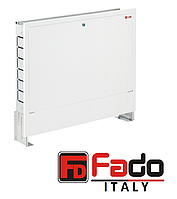 Шкаф коллекторный встроенный LUX Fado 760х625х130 арт. CC23