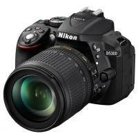 Фотоаппарат Nikon D5300 KIT AF-S DX 18-105 VR (VBA370KV04)