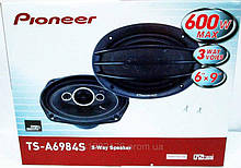 Pioneer TS-A6993S (460Вт) двосмугові