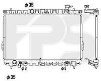 Радиатор охлаждения двигателя Hyundai / Kia (NRF) FP 32 A667