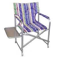 Раскладное кресло Режиссер с полочкой