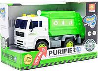 Вантажівка інерційний WY520 А
