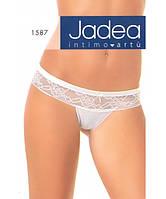 Женские трусики-бразилиана Jadea №1587
