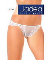 Женские трусики-бразилиана Jadea №1591 (Код: )