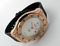 Мужские часы HUBLOT - GENEVE MDM, цвет золотой, белый циферблат, фото 1