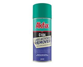 Спрей для видалення етикеток Akfix C104 200 мл