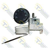 Термостат (терморегулятор) капиллярный 50-320°C 16A ISITAN (Турция)